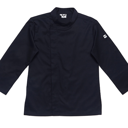 [쉐프앤코] Premium Chef Jacket - Midnight Blue