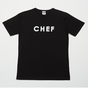 [쉐프앤코] Basic Chef Tee - Black