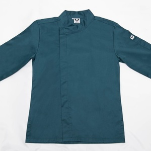 [쉐프앤코] Premium Chef Jacket - Moroccan Blue