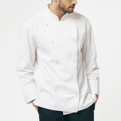 [쉐프앤코] Heritage Chef Jacket - White